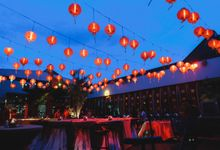 Chinese new year decorations by Alpatra productions