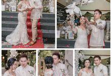 Daryl & Charmaine Wedding by Marvin Baeza Photography