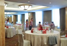 MC Sangjit Hotel Mulia Gerbera Room Jakarta - Anthony Stevven by Anthony Stevven