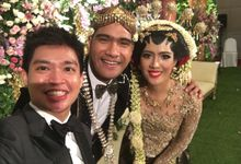 Mc Wedding Nasional Spring Club Serpong - Anthony Stevven by Anthony Stevven