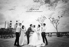 Wedding William & Nora by Herophotography