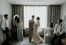 THE WEDDING OF DANIEL & CATHERINE by AB Photographs