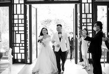 Wedding of DOUGLAS ARYADUTA TANDIARY & ANGGITA PUTRI ARITONANG by ID Organizer