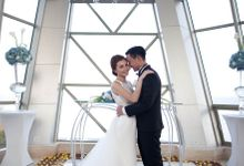 Wedding Helen & Benedict 18 September 2014 by The Organiser Bali