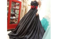 Black Ballgown by AR Couture