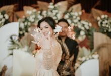 Engagement Devi & Dhery by weddstoryid