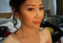 Bridesmaid by Ziemakeupartist