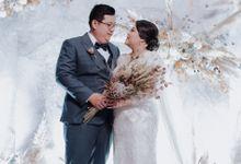 Hendra & Indri Wedding by Hilda by Bridestory