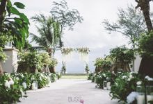 Wedding showcase at Trisara Phuket by BLISS Events & Weddings Thailand