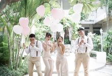 David & Dian Wedding by ANTHEIA PHOTOGRAPHY
