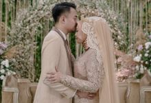 From The Wedding Yasmine & Alfi by Bagus Jepret