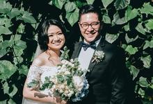 Randy + Benedicta Wedding by De-Rainbow Wedding Organizer