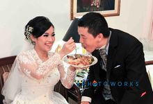 Talif & Dinda wedding by 8photoworks