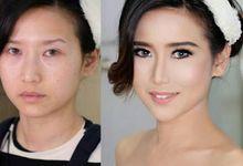 Beautiful And FLAWLESS MAKEUP by Natcha Makeup Studio