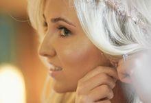 Luca Kotton & Leigh-Anne Wedding at Padma Ubud by DeAgusty PhotoCinema