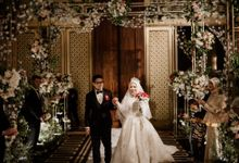 Wedding Erdo & Dea by Priceless Wedding Planner & Organizer