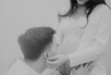 Maternity Photoshoot Ms. Karin by Dea Natassya