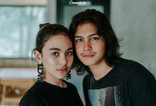 Couple Session Dhea & Nanta by Domencia Photography