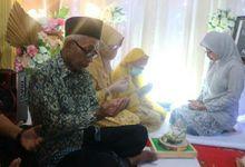 Enggamenet Amin & Gina by EYO WEDDING