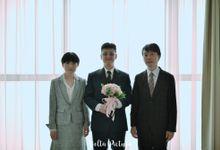 The Wedding of Kazunori and Yolanda by W The Organizer