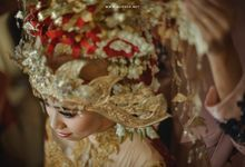 Wedding Riyanti & Goffur by alienco photography