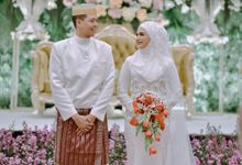The Wedding of Irdan & Rania by Hotel Olympic Renotel Sentul