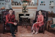 The Engagement Of Farradila & Ahnaf by alienco photography