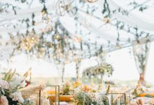 VINA & EDWARD | MAGICAL PARADISE by Bali Signature
