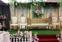 wedding decoration by J Hotel