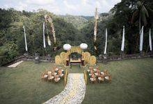 Balinese Wedding Ceremony by Puri Wulandari, A Boutique Resort & Spa