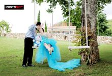 Prewedding Andy & Yuliana by Abstract+