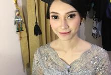 Graduation Makeup by Deebatara Makeup and Beauty