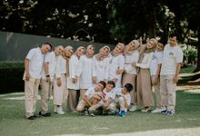 Family Potrait Eid Mubarak 1440H by Heaven Creative