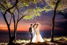 Addron Ang & Charmaine Wedding by Varawedding