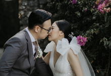 The Wedding of William and Livia by Delapan Bali Event & Wedding