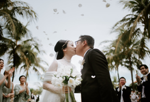 The Wedding of Samuel and Tabita by Delapan Bali Event & Wedding