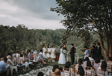 Secluded Wedding of Lydia & Gilang by Delapan Bali Event & Wedding