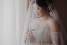 Deni & Tika Wedding Day by Delegarden Flowers