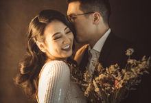 Edward & Laila Pre-wedding Session by Delegarden Flowers