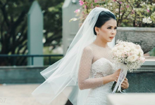 Budi & Yola Wedding Day by Delegarden Flowers