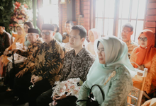 Prasidio & Priscillia Engagement Day by Delegarden Flowers