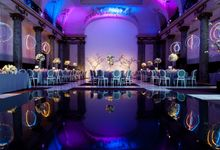 Luxury Wedding in Paris by Laura Z Organisation