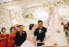 Wedding of Kevin & Naomy (Mandarin Oriental) by Delfi Organizer