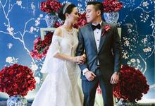 Wedding of Armand & Gabriella by Delfi Organizer