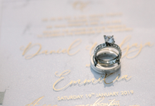 Wedding of Daniel & Emmilia by Delfi Organizer