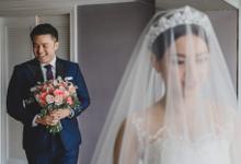 Wedding of Indra & Elaine by Delfi Organizer