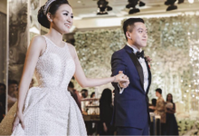 Wedding of Armand & Gabriella (JW Marriott) by Delfi Organizer
