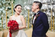 Wedding of Armand & Gabriella (JW Marriott) by Delfi Organizer