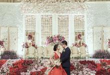 Wedding of Roy & Hellen (Hotel Mulia) by Delfi Organizer