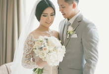 Wedding of Nicholas & Monica (JW Marriott) by Delfi Organizer